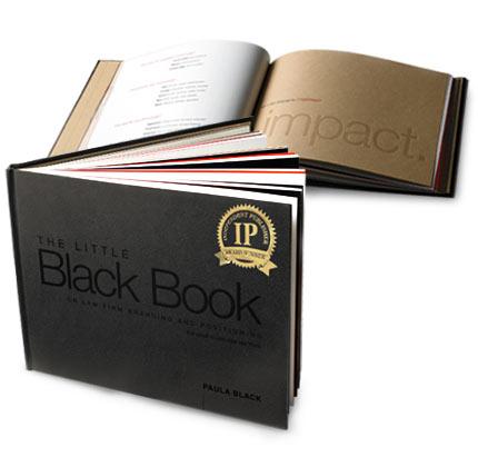 hard cover book on brand development